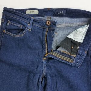AG Adriano Goldschmied Prima Mid Rise Jeans